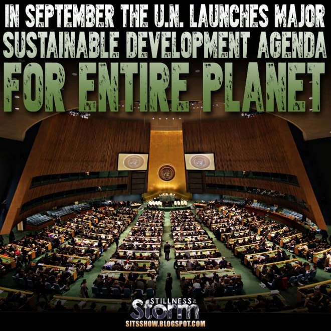 UN Launches Major Sustainable Developement Agenda