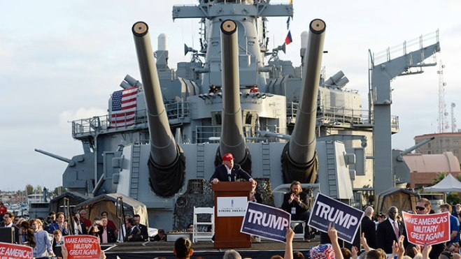 IOWA trump-USS-Iowa