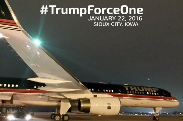 trump force one untitled