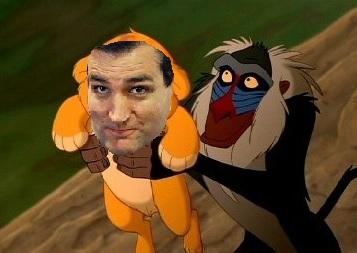 Cruz and king
