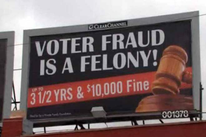 votefraud