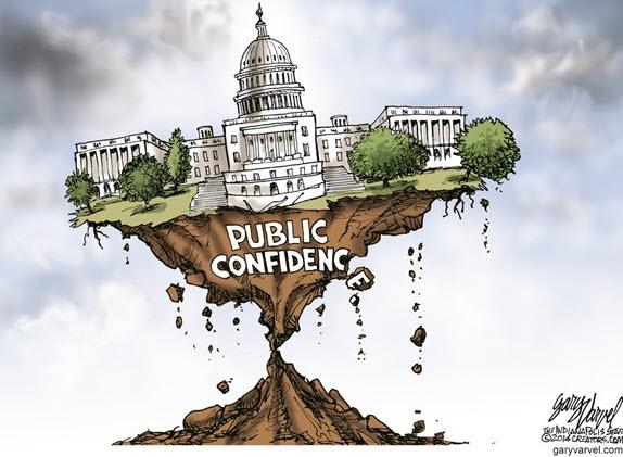 corruption confidence