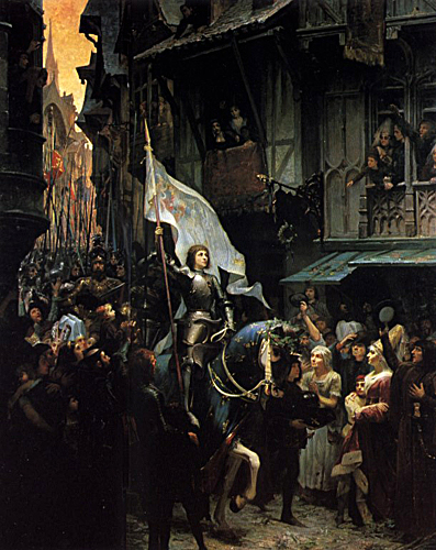joan of arc scherrerorleans
