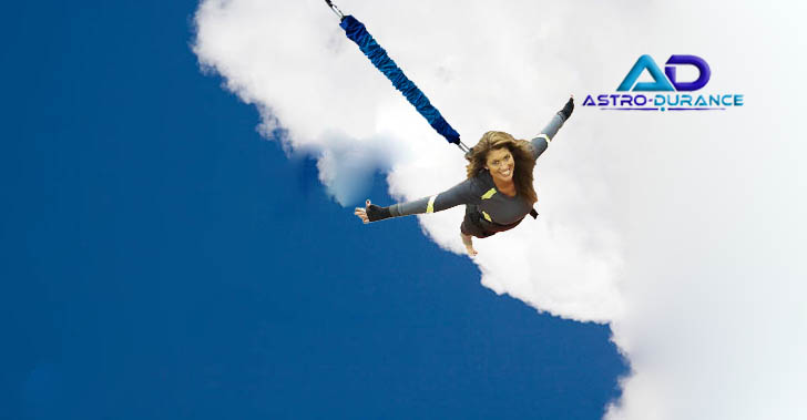 ASTRO-DURANCE – THE FUTURE OF FITNESS – GET YOUR BUNGEE ON!