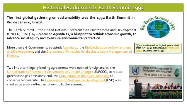 agenda rio-summit-6-638