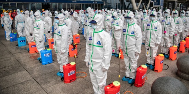 Italy and the Wuhan Virus…The Real Story from an Italian plus MORE Radiation90