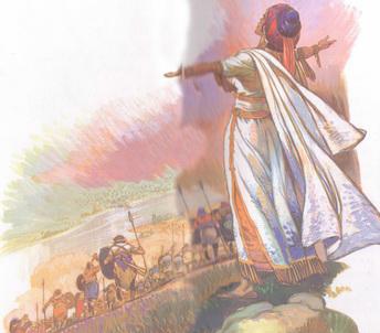 THE REVELATION OF JESUS CHRIST: DEBORAH AND BARAK (1)
