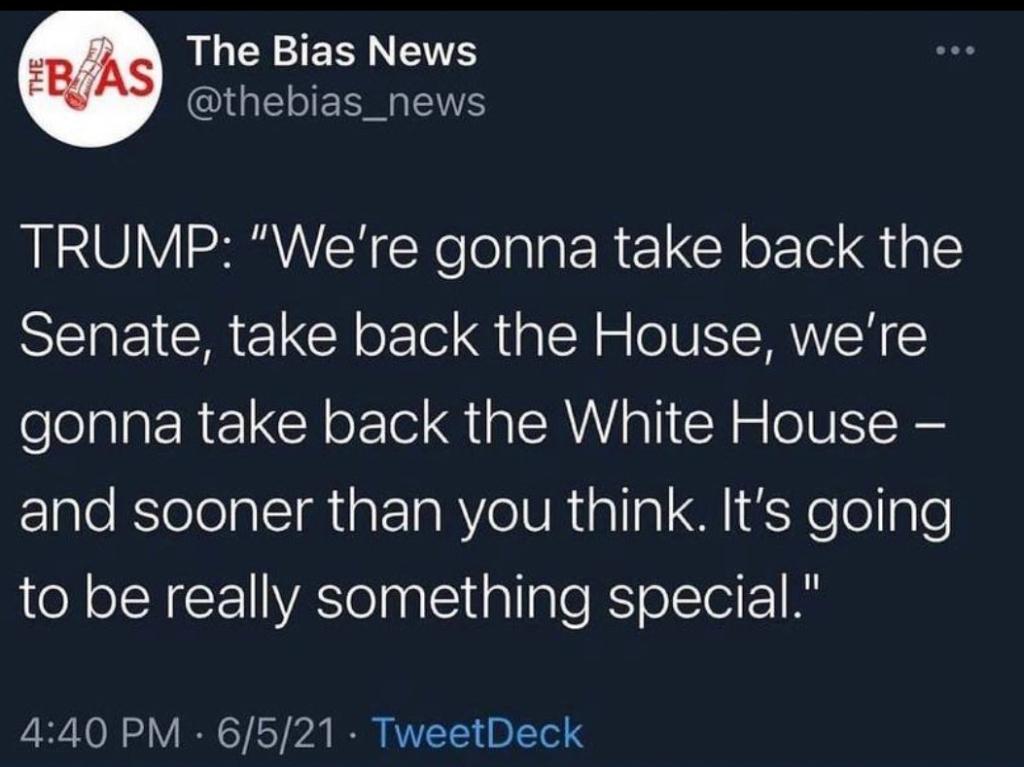 dan trump said